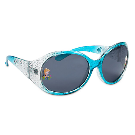 z Anna and Elsa Sunglasses for Girls