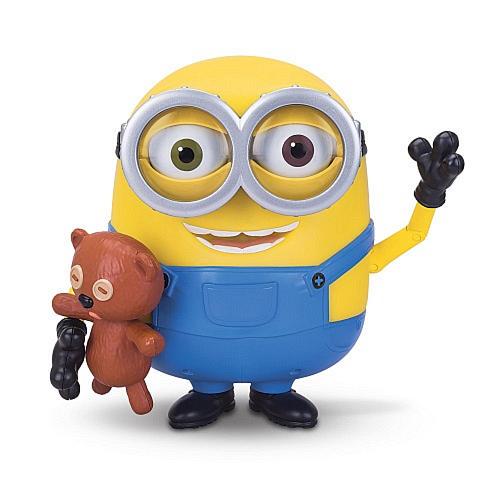 Minions Movie Talking Bob with Teddy Bear ของแท้ นำเข้าจากอเมริกา