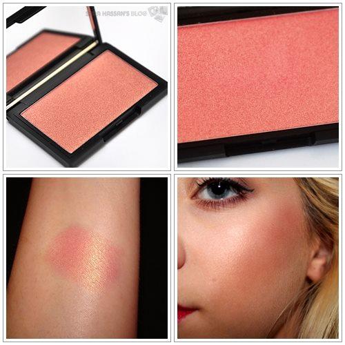 Sleek Blush in Rose Gold 8g.