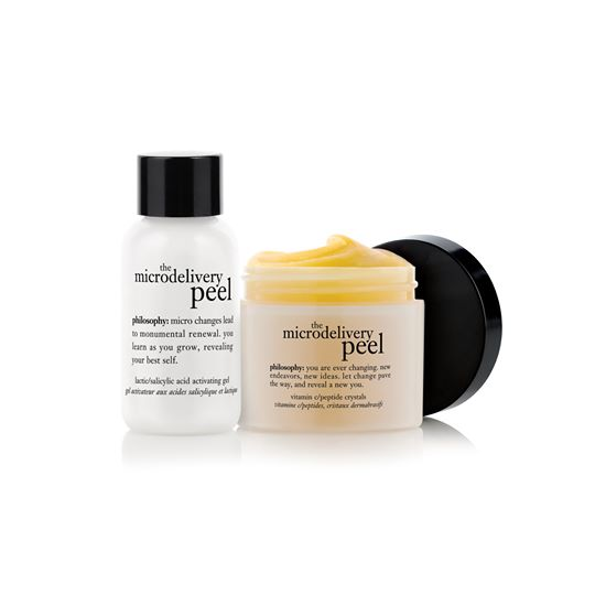 Philosophy the microdelivery peel 2 steps