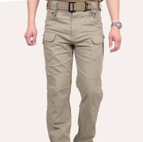 กางเกงโบกี้วัน IX7 สีทราย