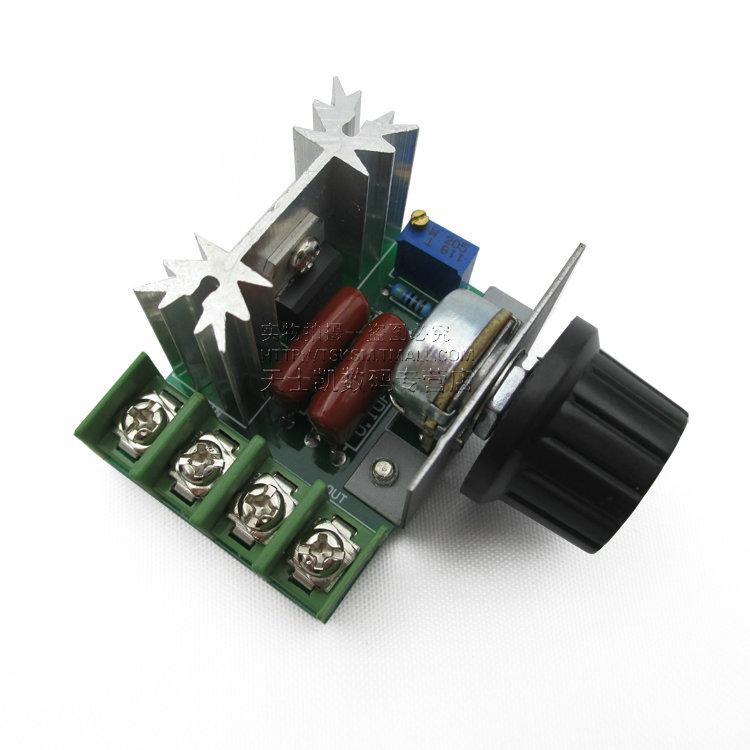 SCR 2000W Power Regulator (Step Down)