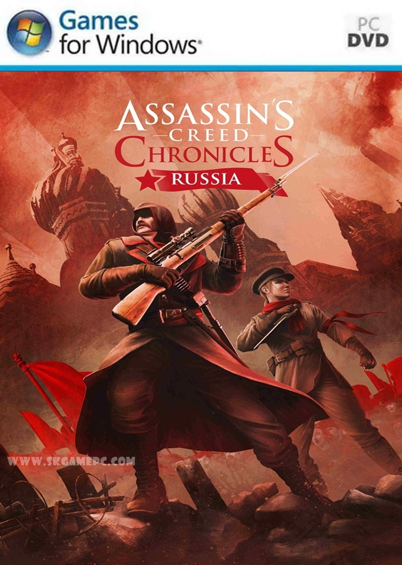 Assassins Creed Chronicles Russia ( 2 DVD )