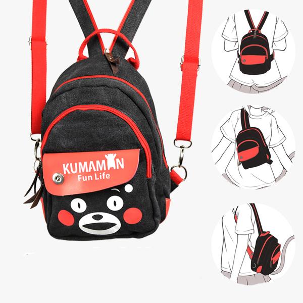กระเป๋าสะพายข้าง คุมะมง Kumamon