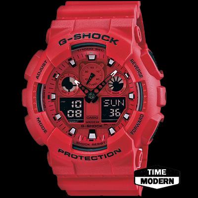 นาฬิกา Casio G-Shock Limited Models รุ่น GA-100C-4ADR