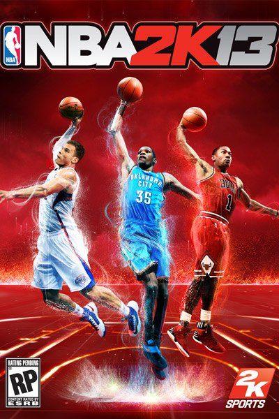 NBA 2K13 ( 2 DVD )