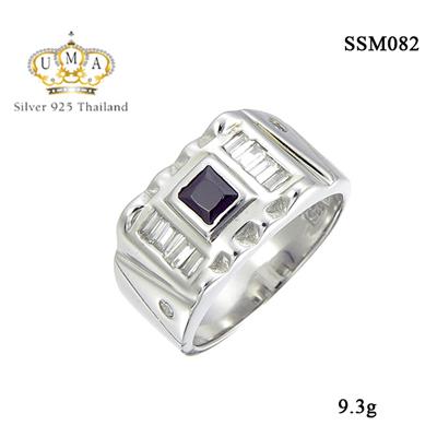 แหวนพลอยผู้ชาย ประดับเพชรCZ ดีไซน์ทันสมัย ใส่ได้ทุกวัน และได้เลือกใช้วัสดุอย่างดีมาผลิต เพื่อให้ได้แหวนที่มีคุณภาพ สวมใส่สบาย เพื่อให้คุณสามารถเดินอย่างมั่นใจ พร้อมไอเท็มโดดเด่นที่นิ้วของคุณ