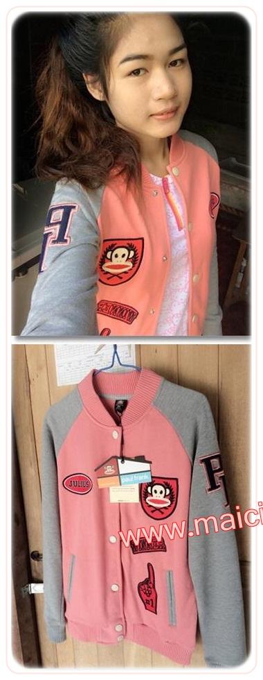 รีวิวชุดนอนน่ารัก ชุดนอนลิง Paul Frank ชุดนอน Kitty ชุดนอน Pink ชุดนอนเกาหลี ชุดนอนญี่ปุ่น กางเกงสกินนี่ กางเกง เลคกิ้ง ถุงน่อง Travel bag Bag in Bag กระเป๋าเกาหลี